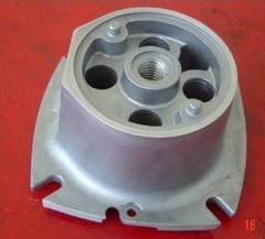hydraulic parts die casting parts industrial components