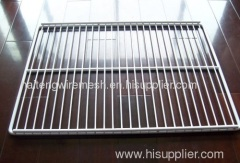 stainless steel refrigerater shelfs
