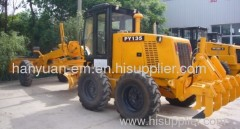 hydraulic drive Self travelling Motor Grader