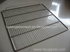 welded refrigerator shelves