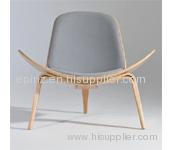 Hans Wegner Shell Chairs ,wood shell chair