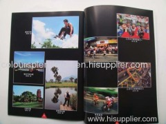 Shenzhen professional fashion magazine printing