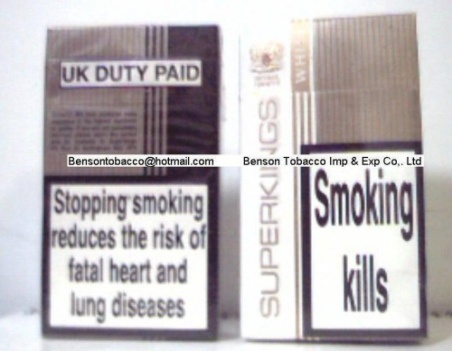 Benson Hedges cigarettes Nevada