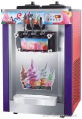 three color ice cream maker