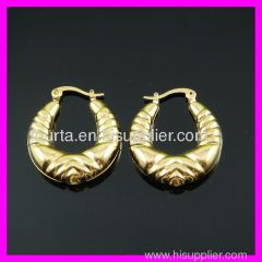 18k gold plated earring 1210327