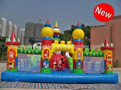 Disney Inflatable Amusement Park