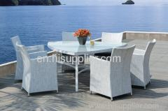 Outdoor fabric furniture