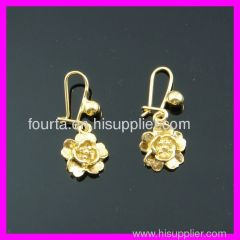 FJ 18k gold lady's earring 1210696 IGP