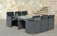Patio fabric furniture