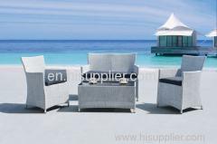 Garden fabric sofa
