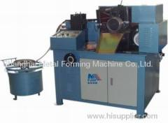 Spiral filter core making machine;spiral filter