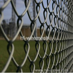 galvanized chain link fence wire mesh