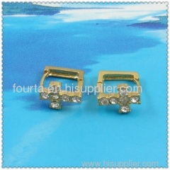 18k gold plated earring 1220367