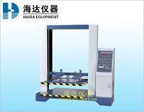 Box Compression testing equipment