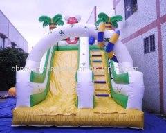 Popular Animal Inflatable Slide