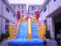 Clown Inflatable Slide