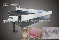 China Industrial cloth Laser cutting machine