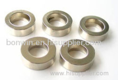 good sintered NdFeB ring magnets
