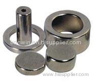 N45 Neodymium ring magnet