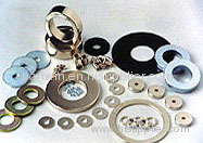 strong sintered NdFeB ring for motor
