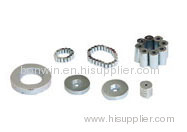 sintered NdFeB radial ring magnets