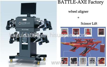 ccd wheel aligner