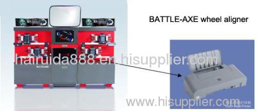 car aligner machine Battle-Axe