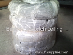 pvc robbin for tension ceiling