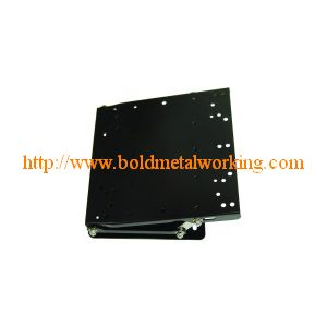 sheet metal wall mount bracket