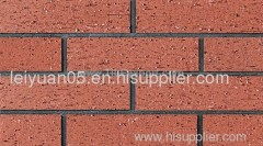 clay split brick for exterior wall