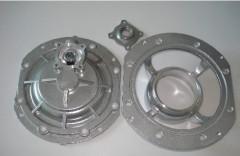 pneumatic parts valve body aluminum die casting accessory