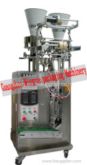 double granule packing machine automatic packing machine