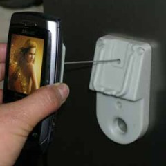Multifunctional security positioning holder