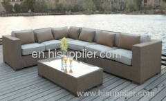 Outdoor furniture fabrice sofa