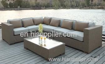 Outdoor furniture fabrice sofa