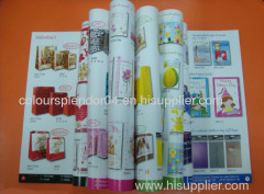 Shenzhen professional product catalogue printing
