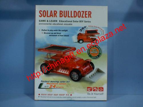 Solar Bullsozer