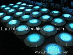 25w led swimming pool light with pc material