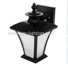 50000 Hour Super Bright LED Dusk To Dawn Coach Lantern