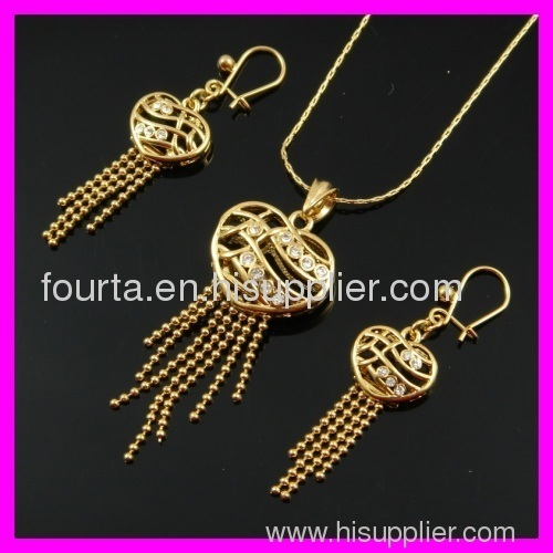 fallon fashion 18k gold plated set IGP