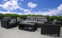 Outdoor fabric garden furniture