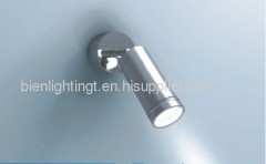 High Power Adjustable Spot Lamp 1x1W LED