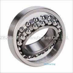 Cylindrical holes double row self-aligning ball bearing