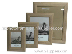 MDF WITH PAPER WRAPPED PHOTO FRAME