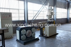 machine for drip irrigation