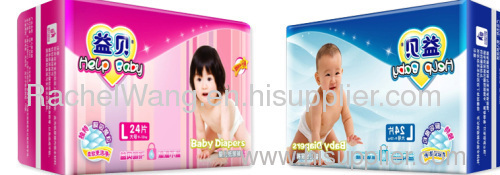 diaper superabsorbent baby care product