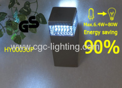 stainless steel SMD LED garden lamp