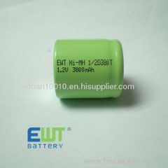 AA NIMH battery pack