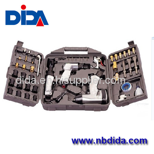 50 PCS Air tool Pneumatic Tools kit