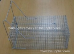 rat catching cage